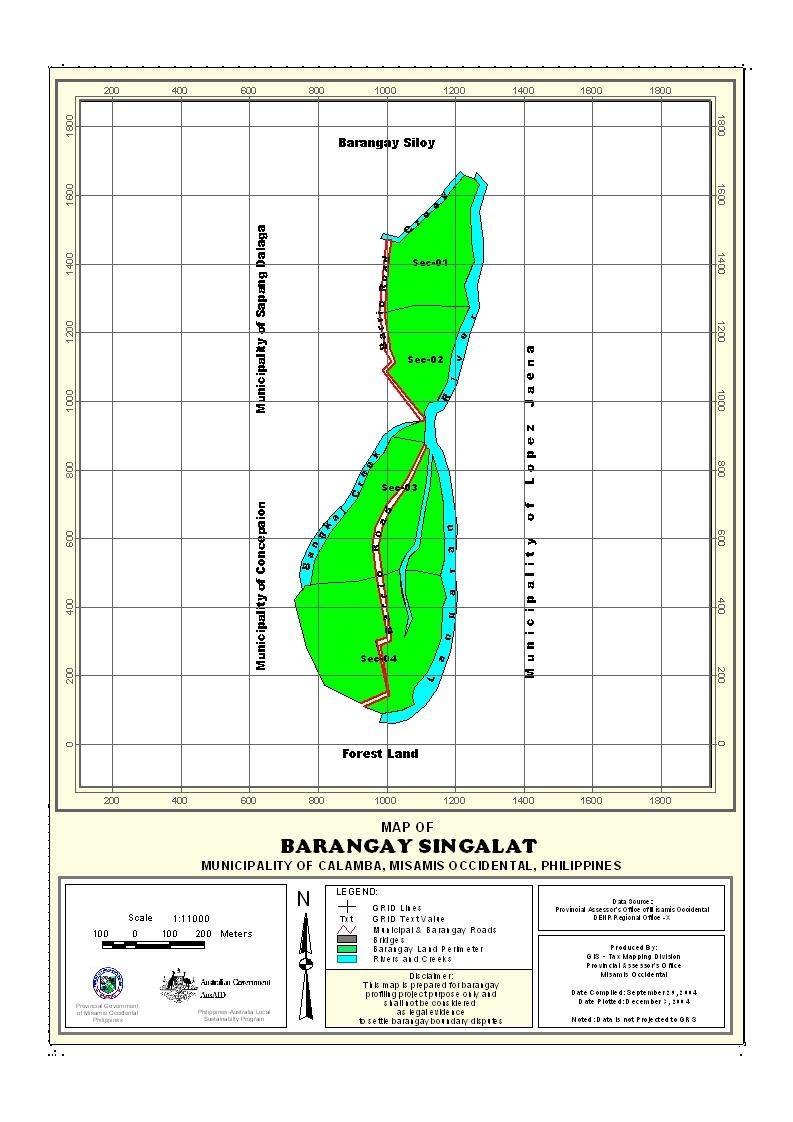 history of barangay City barangays land area by barangay and road distance from city of ozamis city hall (click on barangay for profile and attractions.