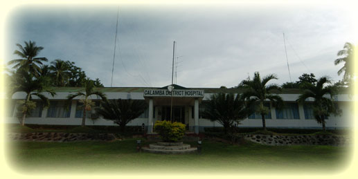 Calamba District Hospital