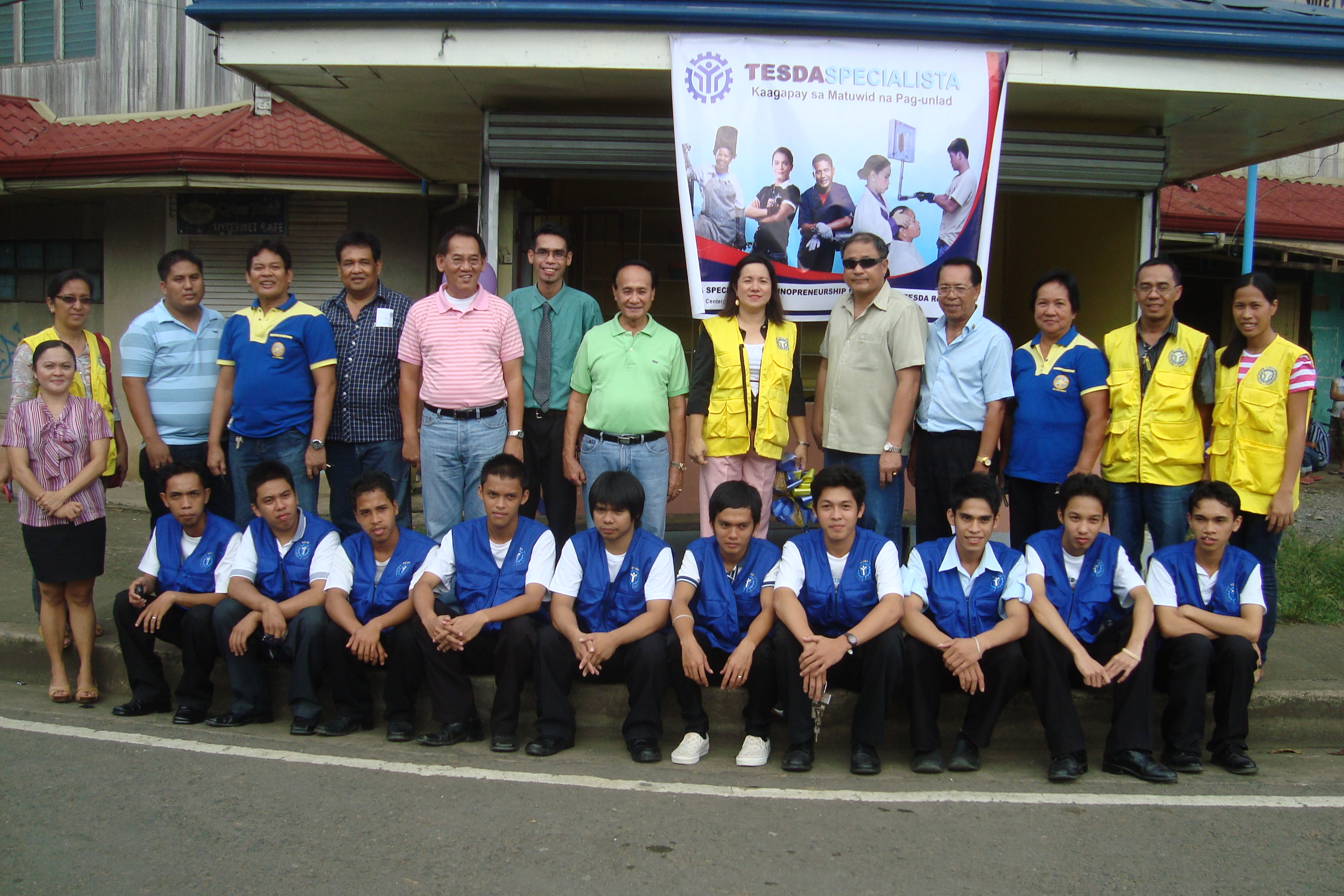 tesda The tesda online program (top) is an open educational resource that aims to make technical education more accessible to filipino citizens through the use of information and communication technologies.